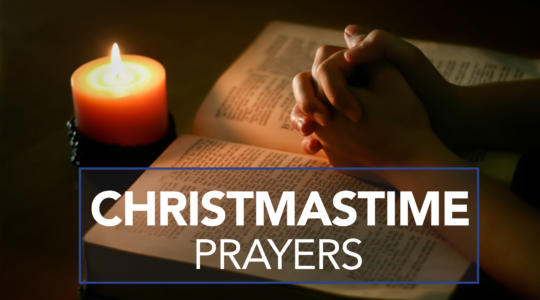 Christmastime Prayers