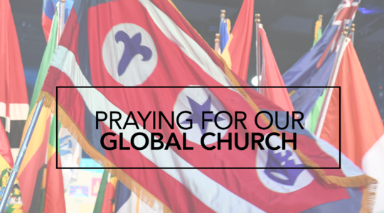 Praying for Our Global Family